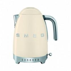 Smeg Bouilloire Température Réglable Crème 2400W 1,7L KLF04CREU