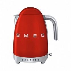 Smeg Bouilloire Température Réglable Rouge 2400W 1,7L KLF04RDEU