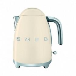 Smeg Bouilloire Crème 2400W 1,7L KLF03CREU