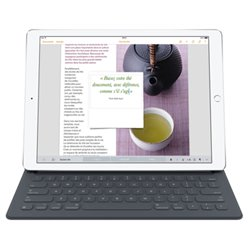 "Apple iPad Pro Smart Keyboard 12,9"" (clavier QWERTY) MJYR2"