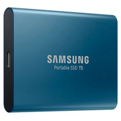 Samsung Stockage externe Flash SSD T5 Portable 250Go (USB-C)