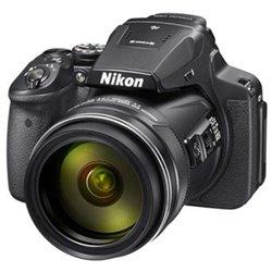 Appareil photo Bridge Nikon Coolpix P900 Noir