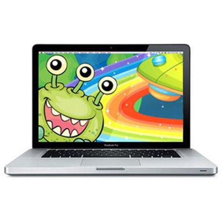 "Apple MacBook Pro i5 2,53GHz 8Go/500Go SuperDrive 15"" Unibody (clavier QWERTY) MC372 (mid 2010)"