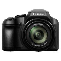 Appareil photo bridge Panasonic LUMIX DC-FZ82 + 2ème batterie