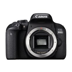Appareil photo reflex Canon EOS 800D (boitier nu)