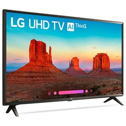 "TV LG UHD 4K AI ThinQ 43"" 43UK6200"