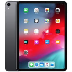 "Apple iPad Pro 11"" 64Go Wi-Fi Cellular Gris sidéral MU0M2 (late 2018)"