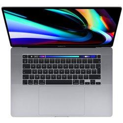 "Apple MacBook Pro i7 2,6Ghz 16Go/512Go Radeon Pro 5300M 16"" Touch Gris sidéral MVVJ2 (late 2019)"
