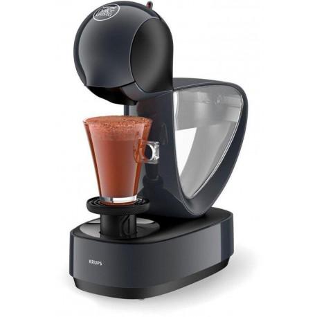 Krups Cafetière à Dosettes Dolce Gusto Infinissima Nescafé Gris Cosmos 1500W 1,2L YY4230FD
