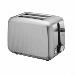 Siméo Grille-Pain Inox 870W 2 Tranches GPT300