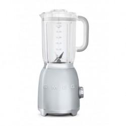 Smeg Blender Gris Métal 800W 1,5L BLF01SVEU