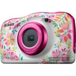 Nikon Appareil Photo Compact étanche Coolpix W150 Flowers