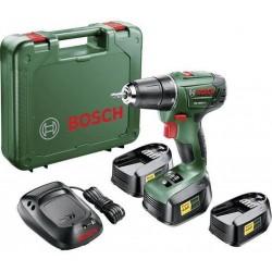 Bosch Perceuse visseuse sans fil 1800 LI-2 18V-15Ah