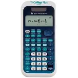 Texas Instruments TI-Collège Plus Solaire Calculatrice Scientifique