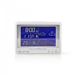 Nedis Station météo Hygromètre Date/Heure Appareil extérieur