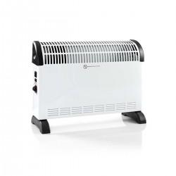 Nedis Radiateur Convecteur 750/1 250/2 000 W Turbo Blanc