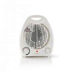 Nedis Radiateur soufflant 2000 W Thermostat