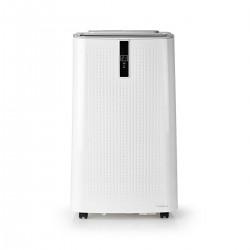 Nedis Système de Climatisation Mobile 9 000 BTU Classe Énergétique A Télécommande Fonction Minuterie