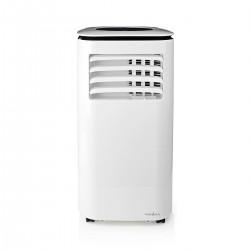 Nedis Système de climatisation Mobile 9 000 BTU Classe d'Énergie A Télécommande Fonction Minuterie