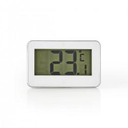 Nedis Thermomètre pour Réfrigérateur -20 - +50 °C Affichage Numérique