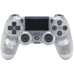 Sony Manette Dualshock 4 Crystal Pour PS4