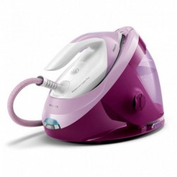 Philips Centrale Vapeur Perfect Care Expert Plus Blanc et Rose GC8950/30