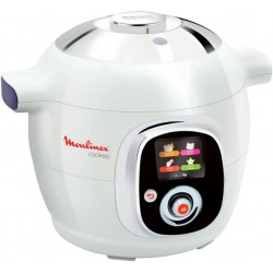 Moulinex Cookéo Blanc 1200W 6L CE705100