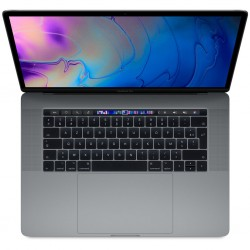 Apple MacBook Pro i7 2,8Ghz 16Go/512Go Radeon Pro 560 15'' Touch Gris sideral MPTR2 (mid 2017)