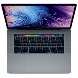 Apple MacBook Pro i7 2,7Ghz 16Go/512Go Radeon Pro 460 15'' Touch Gris sideral MLH42 (late 2016)