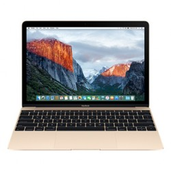 Apple MacBook Intel Core m3 1,1GHz 8Go/256Go 12'' (Or) MLHE2 (early 2016)