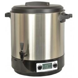 Kitchen Chef Professional Stérilisateur 31L automatique 2000W KCPST31LCD.IX Inox