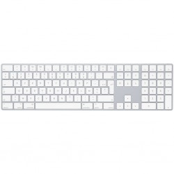 Apple Magic Keyboard avec pave numerique AZERTY MQ052 (late 2017)