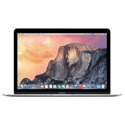 Apple MacBook Intel Core M 1,2GHz 8Go/512Go Gris sideral 12'' MJY42 (early 2015)