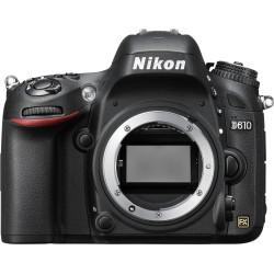 Nikon Appareil photo reflex D610 (boîtier nu)