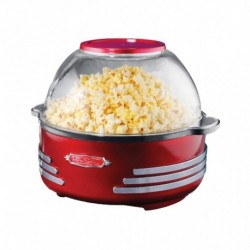 Simeo Machine à Pop-Corn Rétro 1000W FC150
