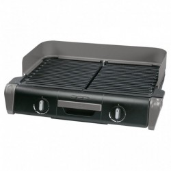 Tefal Barbecue Électrique Family Grill + Couteaux 2400W YY3077FB