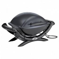 Weber Barbecue Électrique Dark Grey 2200W Q1400