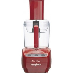 Magimix Robot Multifonction Mini Plus Rouge 400W 1,7L 18253F