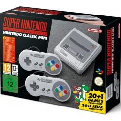 Nintendo Console Super Nes - 21 jeux inclus