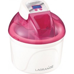 Lagrange Sorbetière Framboise 12W 1,5L 409001