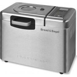 Riviera & Bar Machine à Pain Brad & Bagel Inox 1240W QD794A
