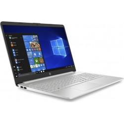 "HP Notebook 15.6"" i3 4Go/256go SSD - Argent naturel 15s-fq1058nf"