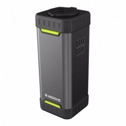 Xmoove Batterie Externe 21000 mAh USBx2 3A