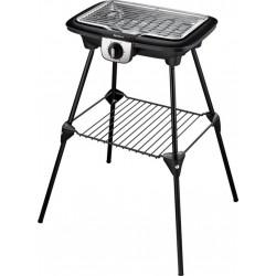 Tefal Barbecue Électrique Easygrill2 en 1 Pieds + Plancha 2100W BG931812
