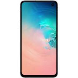 Samsung Smartphone Galaxy S10E 128 Go 5.8 pouces Blanc 4G