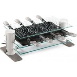 Lagrange Raclette Transparence 900W 8 Personnes 009804
