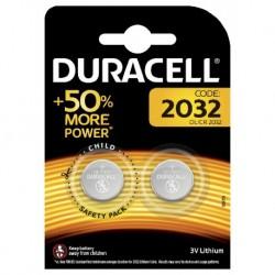 Duracell 2 piles 3V lithium 2032 (lot de 2)