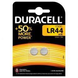 Duracell 2 piles 1,5V alcalines LR44 (lot de 3)