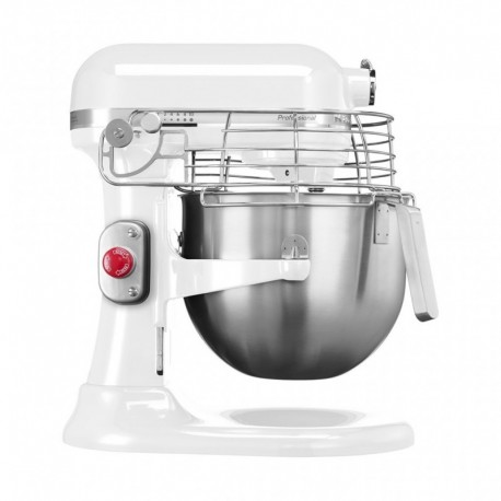 KitchenAid Robot Pâtissier Professionnel Blanc 325W 6,9L 5KSM7990XEWH