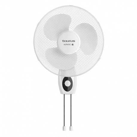 Alpatec Ventilateur Blanc 40W PONENT16MURAL